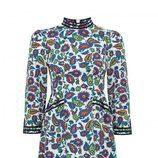 Vestido estampado de la colección de Alexa Chung para Marks & Spencer