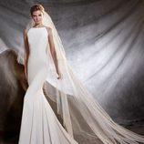 Vestido Orsola de la colección Pronovias 2017