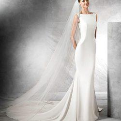 Adelanto de la colección 2017 de vestidos de novia de Pronovias