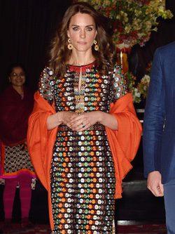 Kate Middleton asiste a una cena privada con los Reyes de Bhutan