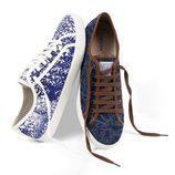 zapatos de tela de la colección Geox for Valemour 2016.