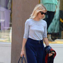 Sienna Miller paseando por Nueva York en 2016
