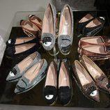 Colección de zapatos diseñada por Chiara Ferragni