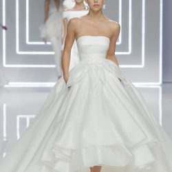 Rosa Clará ha inaugurado la Barcelona Bridal Fashion Week 2016