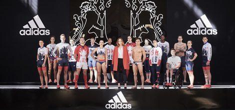 Stella McCartney presenta el diseño del equipo deportivo olímpico británico Rio 2016