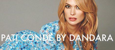 Patricia Conde se transforma en diseñadora con 'Pati Conde by Dandara'