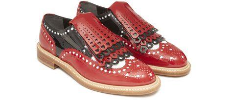 Zapatos de la nueva colección Robert Clergerie inspirada en Disney