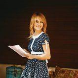 Patricia Conde vestido estampado en la nueva colección de 'Pati Conde by Dandara'