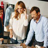 Patricia Conde se convierte en diseñadora para la nueva colección de Dandara