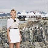 Blake Lively en la presentación de 'The Shallows' en el Festival de Cannes 2016
