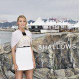 Blake Lively en la presentación de 'The Shallows' en el Festival de Cannes 2016