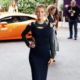 Blake Lively en una fiesta en el Festival de Cannes 2016