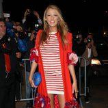 Blake Lively en una fiesta de Chanel y Vanity Fair en el Festival de Cannes 2016