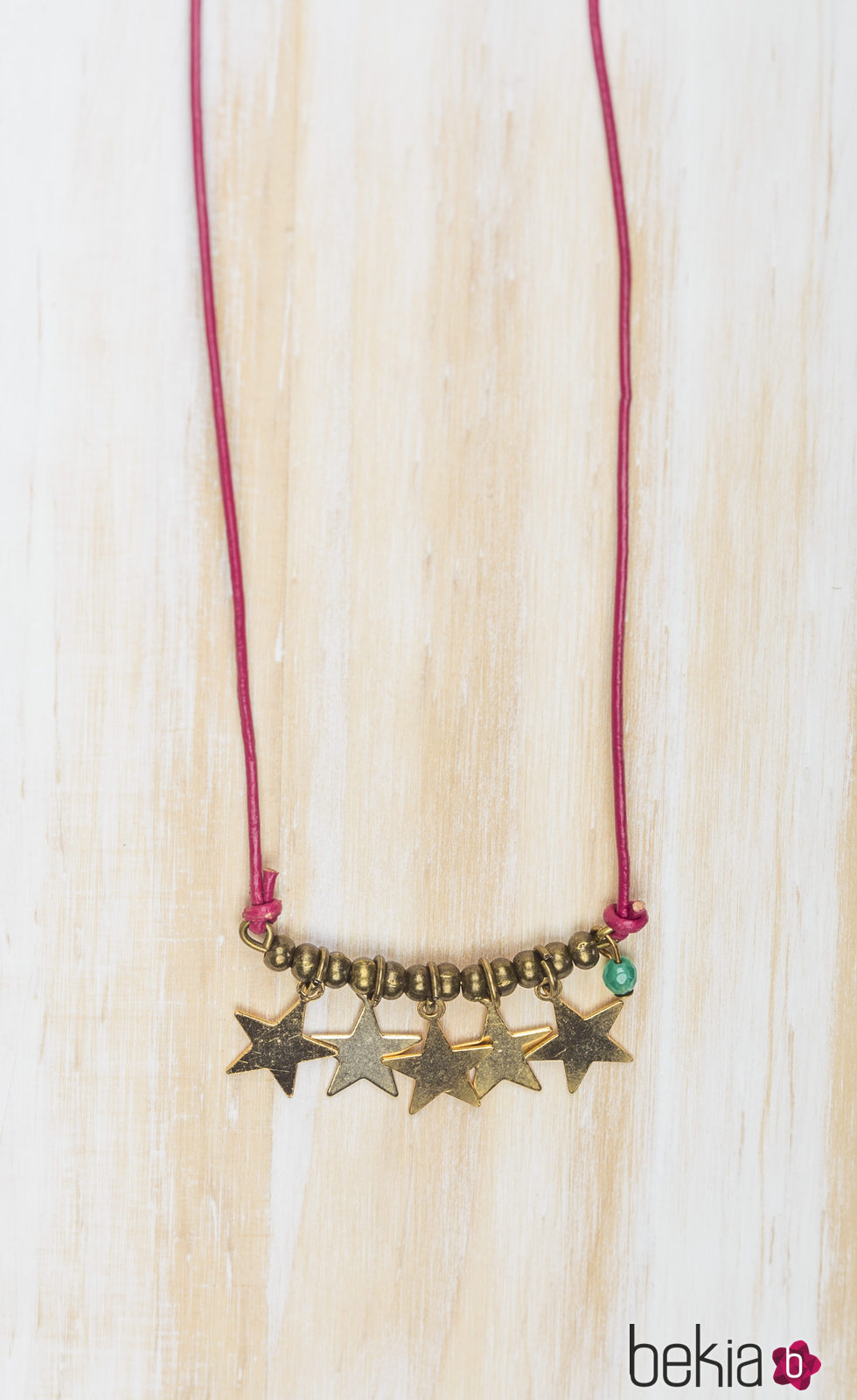 352601f62e40 collar con estrellas de la colección de bisutería primavera verano 2016 de  GOCCO