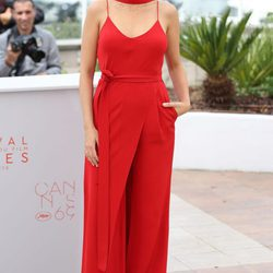 Blake Lively, una embarazada con glamour en Cannes 2016