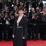 Paz Vega en la alfombra roja de Cannes 2016