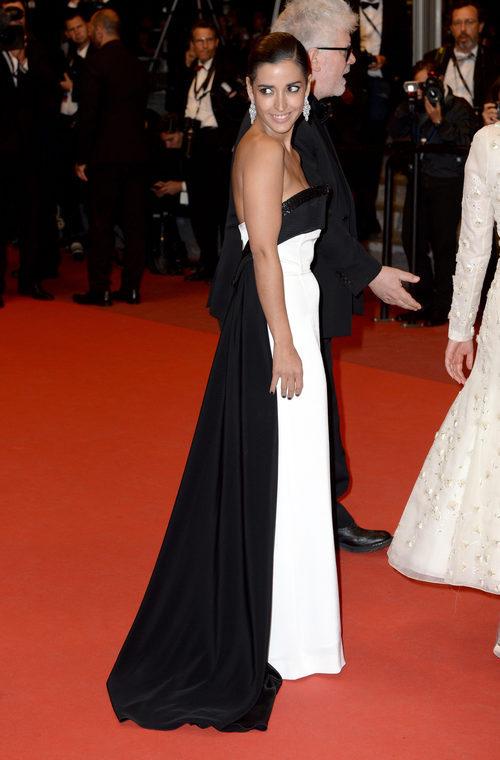 Inma Cuesta en la alfombra roja de Cannes 2016