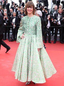 Celine Sallete en inauguración de el festival de Cannes 2016