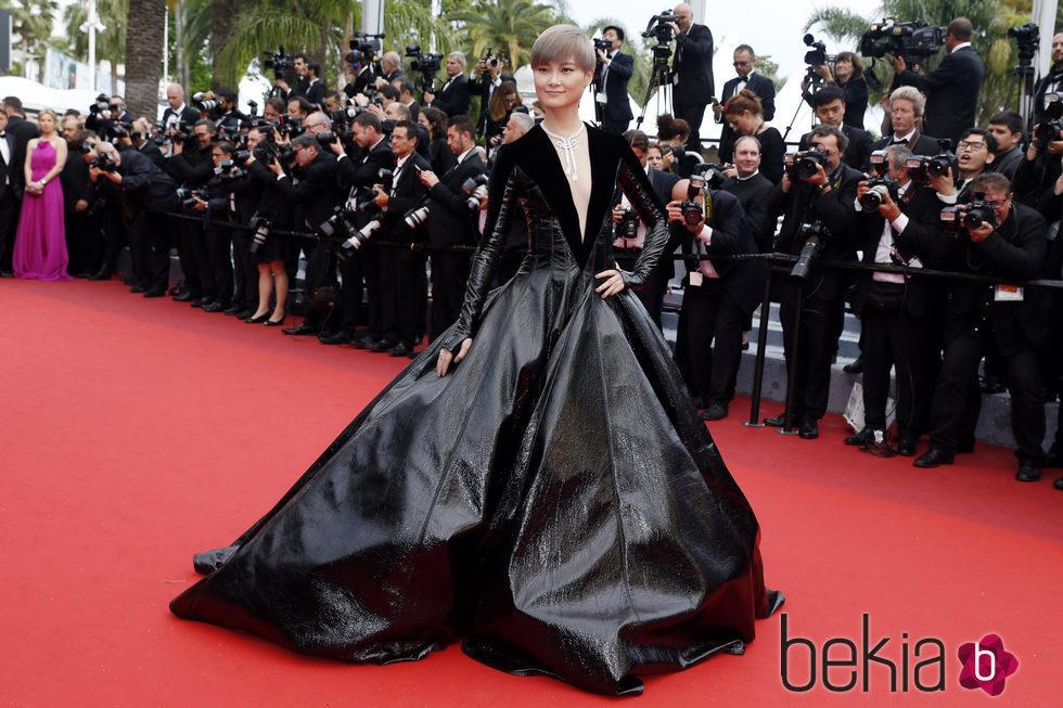 LI Yuchun en la premiere 'The BFG' en Cannes 2016