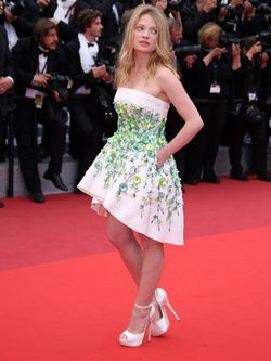 Melanie Thierry en la premiere 'The BFG' en Cannes 2016