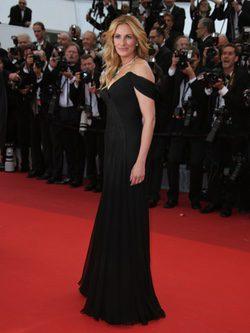 Julia Roberts en la premiere 'Money Monster' Cannes 2016