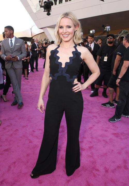 Kristen Bell en la alfombra roja de los Premios Billboard 2016