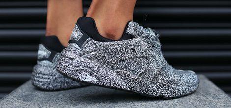 Zapatillas de la nueva colaboración entre Puma y Trapstar