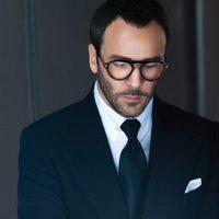 Tom Ford con un diseño de montura para la nueva colección TOM FORD Private Eyewear Collection 2016