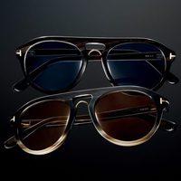 Montura N.3 de la nueva colección Tom Ford PRivate Eyewear Collection 2016