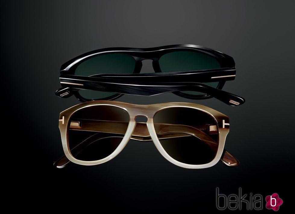 Montura N.7 de la nueva colección Tom Ford Private Eyewear Collection 2016