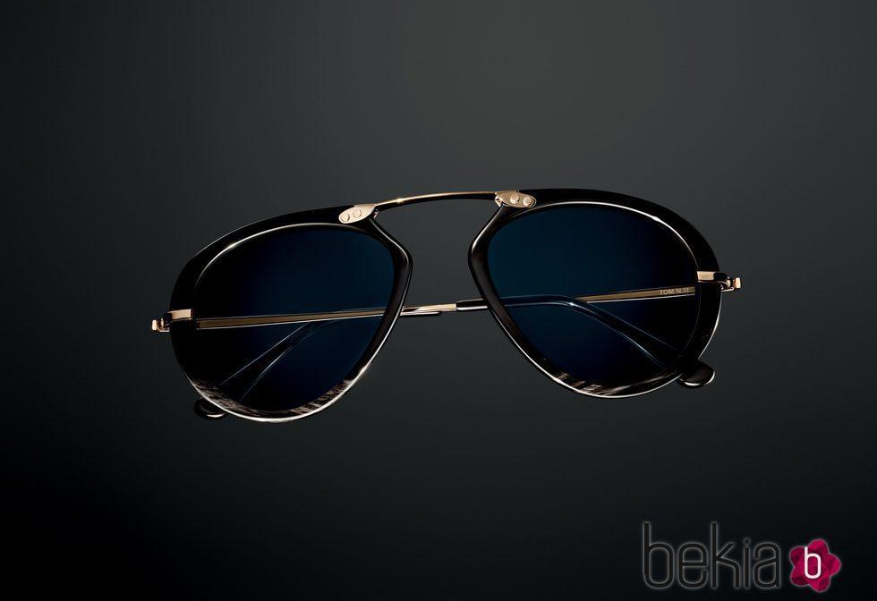 Montura N.11 de la nueva colección Tom Ford Private Eyewear Collection 2016