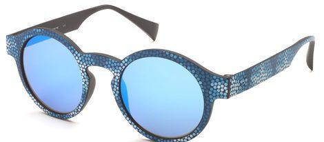 Gafas de sol con print esferas para la nueva colección de Eye Blue Summer de Italia 2016 Independent