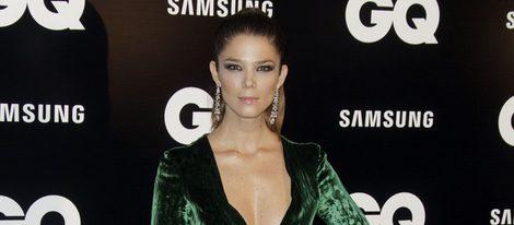 Juana Acosta con un vestido de Gucci en los Premios GQ Hombres del Año 2012