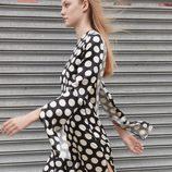 Diseño lunares para la nueva colección femenina Pre-Spring 2017 de Calvin Klein