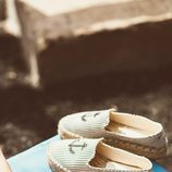 zapatillas de esparto para la nueva campaña 'The Surf Gang' de Pull and Bear