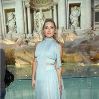 Kate Hudson en la presentación de la colección 'Legends & Fairy Tales' de Fendi en Roma