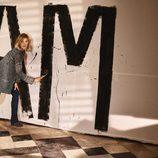 Amaia Salamanca se transforma en la nueva imagen de la próxima colección otoño/invierno  de Amichi
