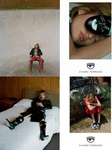 Nuevos diseños de calzado de 'Chiara Ferragni Collection' para su campaña de otoño/invierno 2016/2017