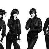 Diseños en blanco y negro de la nueva precampaña otoño/invierno de Chanel