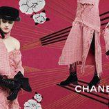 Shooting de la nueva campaña de otoño/invierno 2016 de Chanel