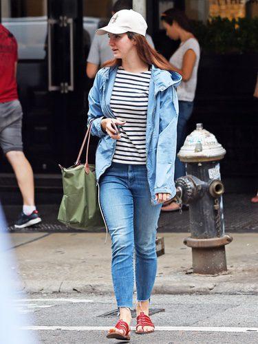 Lana del Rey paseando por Manhattan