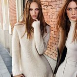 Jerseys blanco roto de la colección otoño/invierno 2016/2017 de Massimo Dutti