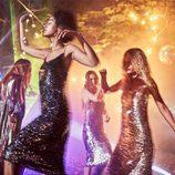 Vestidos 'slip dress' lentejuelas de la nueva colección de otoño/invierno 2016/2017 de Zara