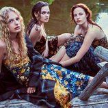 Vestidos estampado floral de la nueva colección de otoño/invierno 2016/2017 de Zara