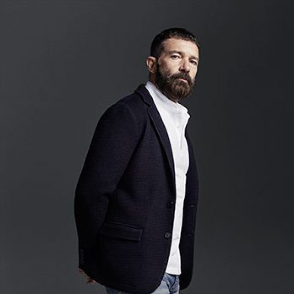 Antonio Banderas con look denim para Selected Homme otoño ...