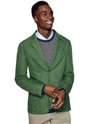 Chaqueta de Benetton colección 'clothes for humans'