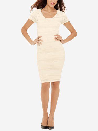Vestido blanco de Eva Longoria para The Limited
