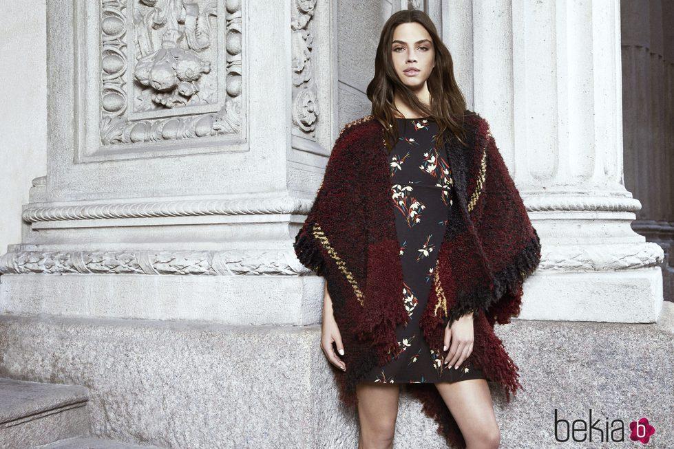 Vestido floral de kocca oto o invierno 2016 2017 nueva for Moda de otono 2017