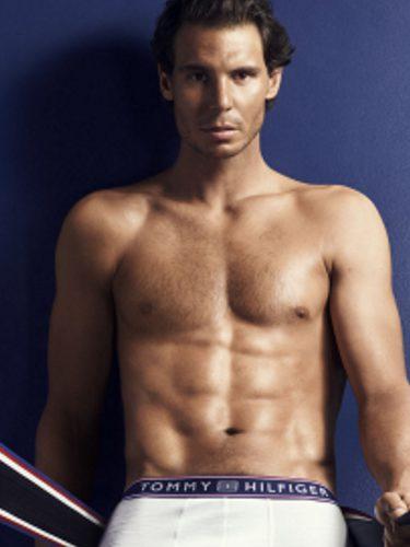 Rafa Nadal nueva imagen de la colección 'Tommy x Nadal' de otoño/invierno 2016 de Tommy Hilfiger