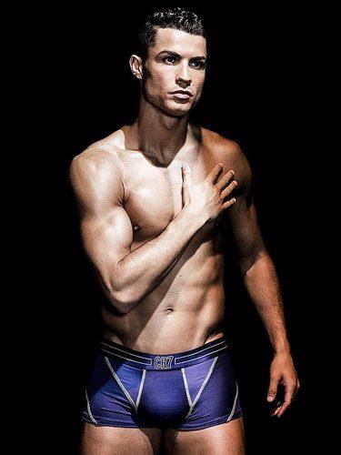 Cristiano Ronaldo para su nueva colección otoño/invierno 2016/2017